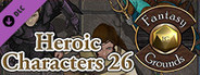 Fantasy Grounds - Devin Night TP130: Heroic Characters 26
