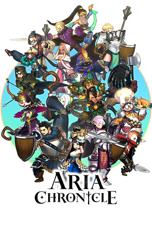 ARIA CHRONICLE poster image on Steam Backlog