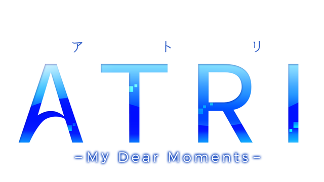 ATRI -My Dear Moments- logo