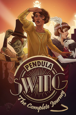 Pendula Swing - The Complete Journey poster image on Steam Backlog