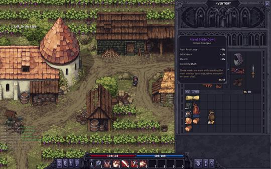 Скриншот №2 к Stoneshard - Supporter Pack