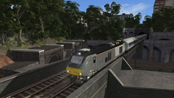 скриншот Train Simulator: Chiltern Main Line: London - Birmingham Route Add-On 4
