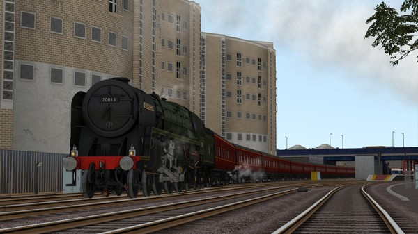 скриншот Train Simulator: Chiltern Main Line: London - Birmingham Route Add-On 1