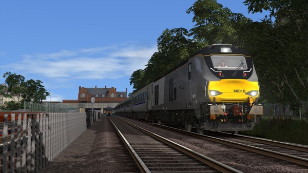 скриншот Train Simulator: Chiltern Main Line: London - Birmingham Route Add-On 0