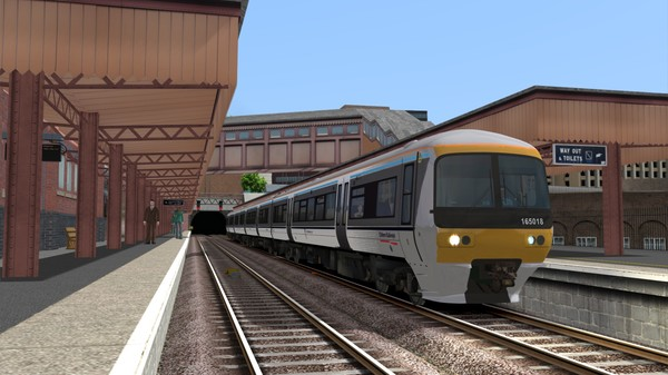 скриншот Train Simulator: Chiltern Main Line: London - Birmingham Route Add-On 2