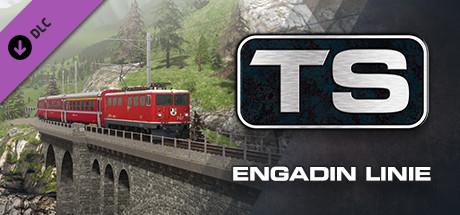 Train Simulator: Engadin Linie: Pontresina - Scuol-Tarasp Route Add-On