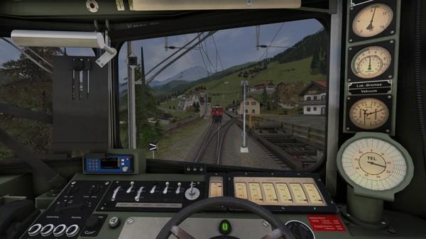 скриншот Train Simulator: Engadin Linie: Pontresina - Scuol-Tarasp Route Add-On 2