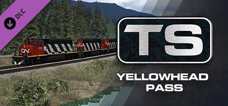 Train Simulator: Yellowhead Pass: Jasper - Valemount Route Add-On