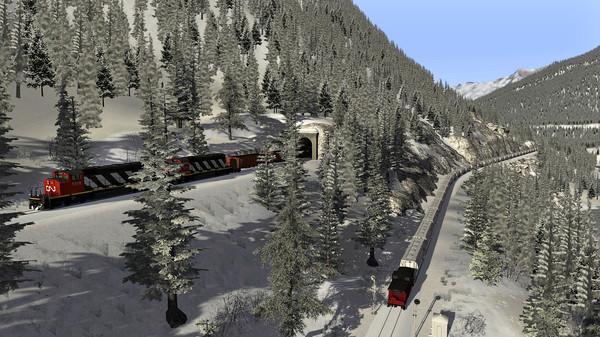 скриншот Train Simulator: Yellowhead Pass: Jasper - Valemount Route Add-On 3