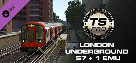 Train Simulator: London Underground S7+1 EMU Add-On