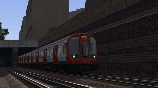 скриншот Train Simulator: London Underground S7+1 EMU Add-On 4