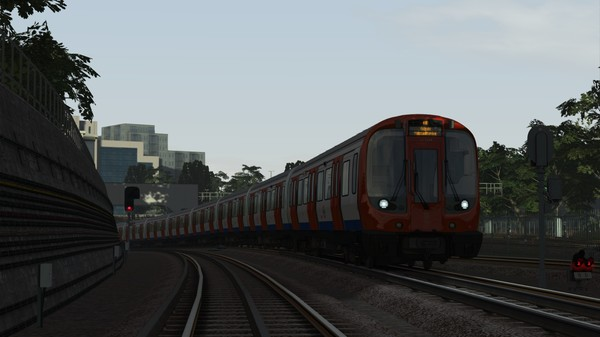 скриншот Train Simulator: London Underground S7+1 EMU Add-On 2
