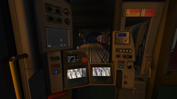 скриншот Train Simulator: London Underground S7+1 EMU Add-On 0