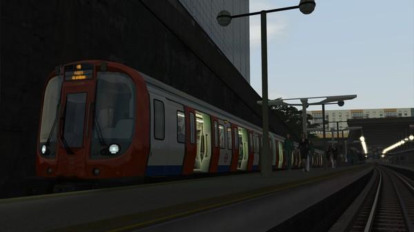 скриншот Train Simulator: London Underground S7+1 EMU Add-On 1