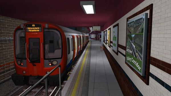 скриншот Train Simulator: London Underground S7+1 EMU Add-On 3