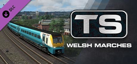 Train Simulator: Welsh Marches: Newport - Shrewsbury Route Add-On