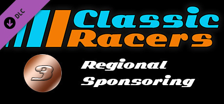 Classic Racers - Regional Sponsoring - Donation DLC