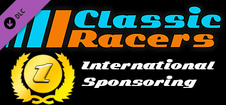Classic Racers - International Sponsoring - Donation DLC