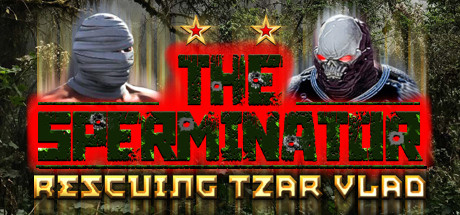 The Sperminator: Rescuing Tzar Vlad cover art
