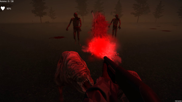 Shotgun n  Zombies Image 2
