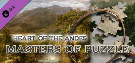 Купить Masters of Puzzle - Heart of the Andes by F. E. Church (DLC)
