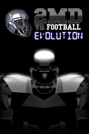 2MD: VR Football Evolution poster image on Steam Backlog