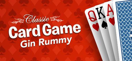 Classic Card Game Gin Rummy