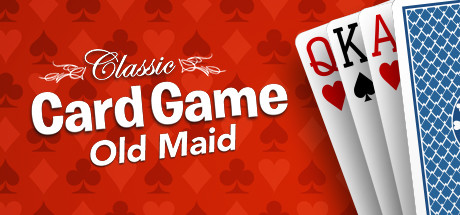 Classic Card Game Old Maid