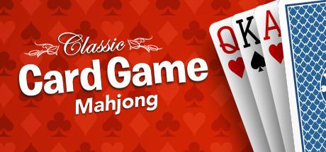 Classic Card Game Mahjong