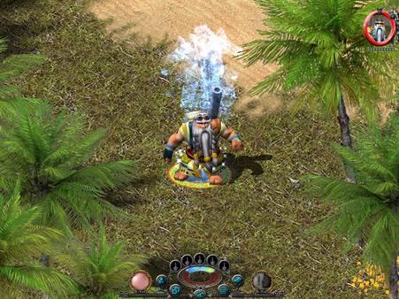 скриншот Sacred Gold 2