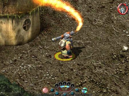 скриншот Sacred Gold 4