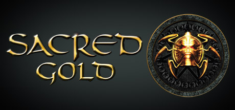 Game Banner Sacred Gold