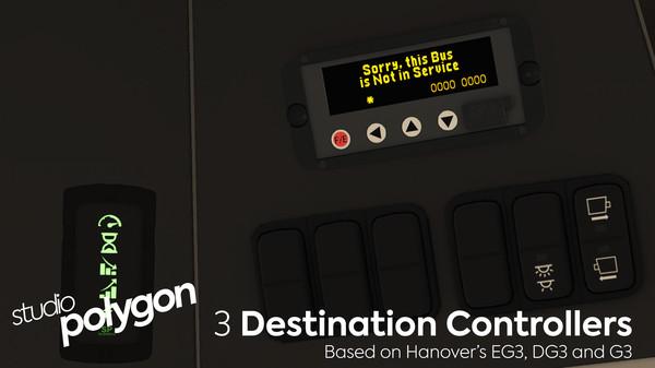 скриншот OMSI 2 Add-On Studio Polygon 400 MMC Pack 4