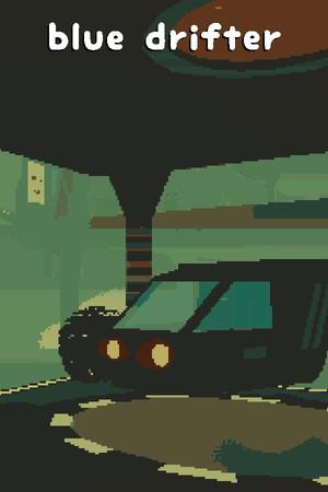 Blue Drifter poster image on Steam Backlog