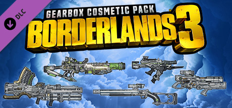 Borderlands 3: Gearbox Cosmetic Pack