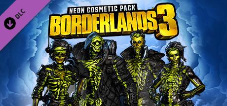 Borderlands 3: Neon Cosmetic Pack