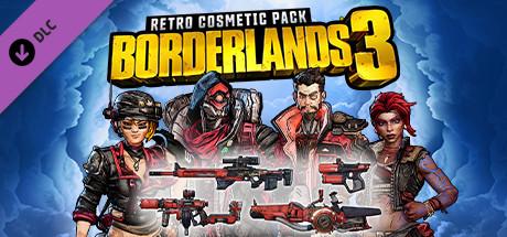 Borderlands 3: Retro Cosmetic Pack