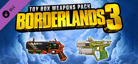 Borderlands 3: Toy Box Weapons Pack