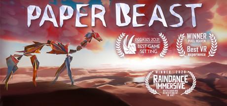 Paper Beast - PS4   Pixel Reef. Programmeur