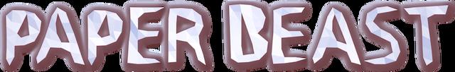 Paper Beast logo
