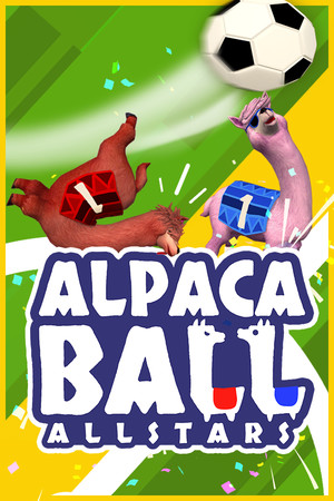 Alpaca Ball: Allstars poster image on Steam Backlog