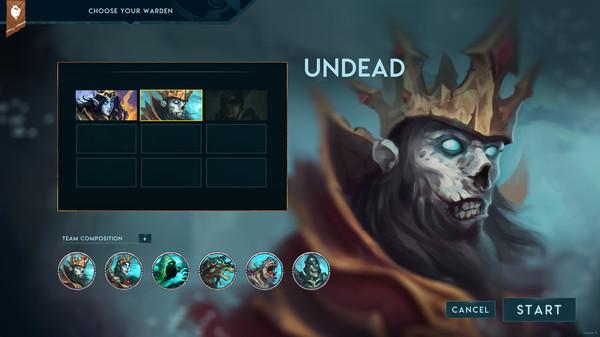Screenshot of Wardens