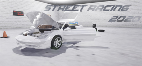Street Racing 2020 cover art
