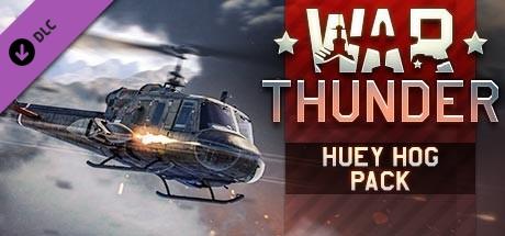 War Thunder - Huey Hog Pack