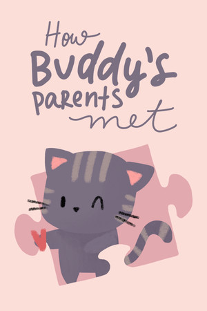 How Buddy's parents met - a jigsaw puzzle tale poster image on Steam Backlog