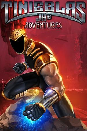 Tinieblas Jr's Adventures poster image on Steam Backlog
