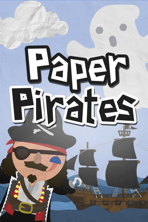 Paper Pirates poster image on Steam Backlog