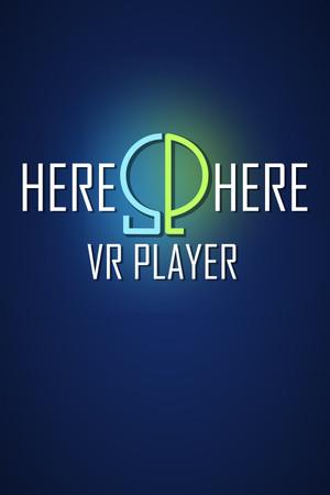 HereSphere VR Video Player poster image on Steam Backlog