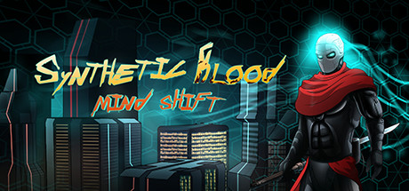 Synthetic blood: Mind Shift cover art