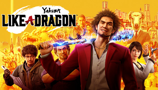 Pre Purchase Yakuza Like A Dragon On Steam
